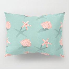 Conch & Starfish Pillow Sham