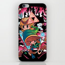Piece Keepers iPhone Skin