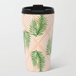 Geometries & Palms #society6 #decor #buyart Travel Mug