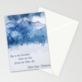 White Caps Kaikoura Stationery Cards