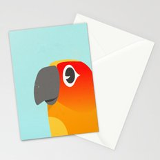 Sun Conure Stationery Cards