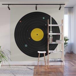 Music, Everywhere Wall Mural