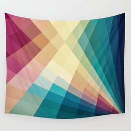 PRISM COLORS Wall Tapestry