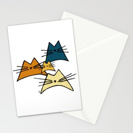 Nala Cat Hand Drawn Peacock Stationery Cards