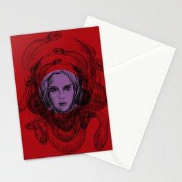Gorgon Stationery Cards