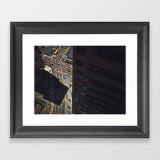 L.A. Framed Art Print