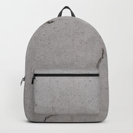cracked concrete texture - cement stone Backpack