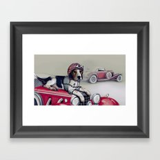 Copilot Framed Art Print