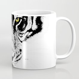 LooKinG at U KiD and the eYe of the TiGer Coffee Mug