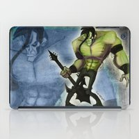 misfits iPad Cases featuring Misfits by Roe Mesquita