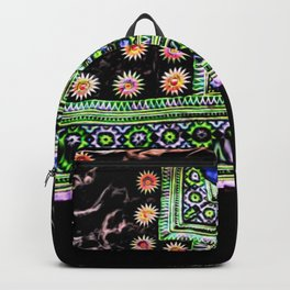 Hmong men shirt Backpack