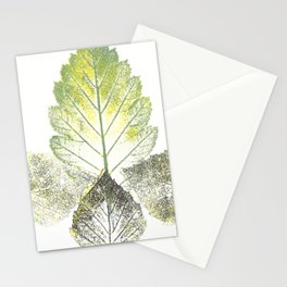 Leaves (autumn) Stationery Cards