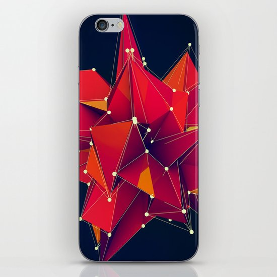 Architecture Polygons iPhone & iPod Skin