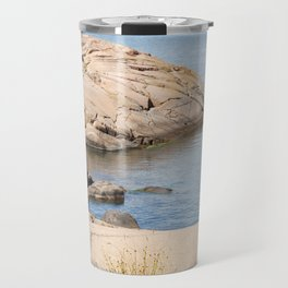 Blue Maiden – Blå Jungfrun Travel Mug