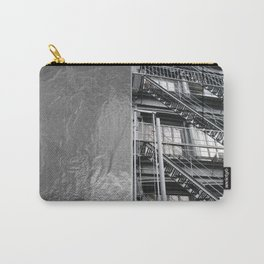 Americana - Fire Escape - Manhatten - NYC Carry-All Pouch