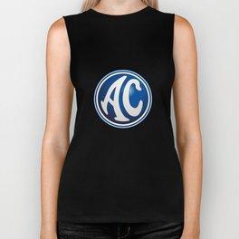 AC Cars Logo Biker Tank