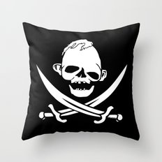 Sloth,s Bones Throw Pillow