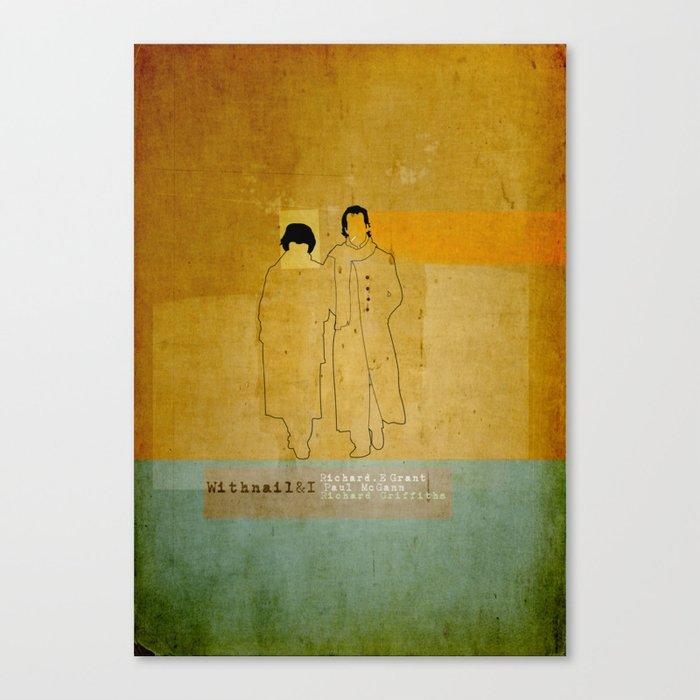 Withnail&I 2 Canvas Print