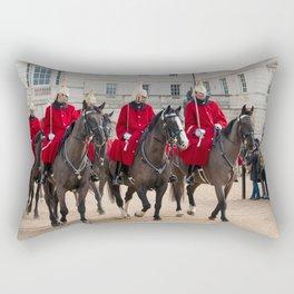 Household Cavalry Rectangular Pillow