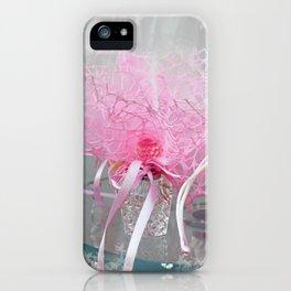 Wedding Decoration iPhone Case