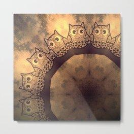 owl-63 Metal Print