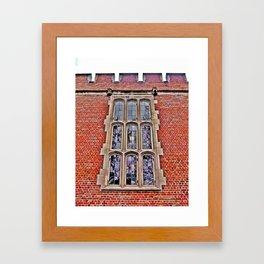 Reed College I Framed Art Print