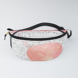 Hoggle orb paper collage Fanny Pack