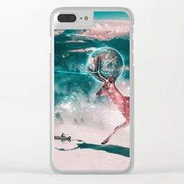 The Guardians [Part III] Clear iPhone Case