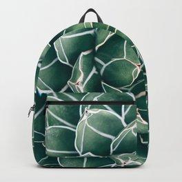 Succulent bloom II Backpack