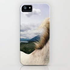 Horse Back iPhone (5, 5s) Slim Case