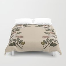 Floral Laurel Duvet Cover