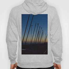 Boats in The Night Hoody
