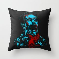 Desde el infierno HSI Throw Pillow
