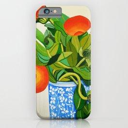 Marigolds iPhone Case