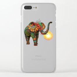 Elephant's Dream Clear iPhone Case
