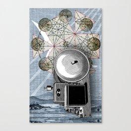 Spellcaster Canvas Print