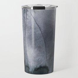 abstract form Travel Mug
