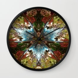 The Big Bang Wall Clock