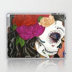 Natural High: Maquillaje De La Dia Laptop & iPad Skin
