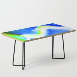 """'70's Lava Lamp"" Photograph Coffee Table"