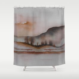 Abstract nature 11 Shower Curtain