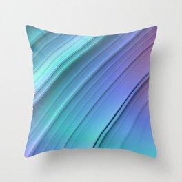 Smoooooth Throw Pillow