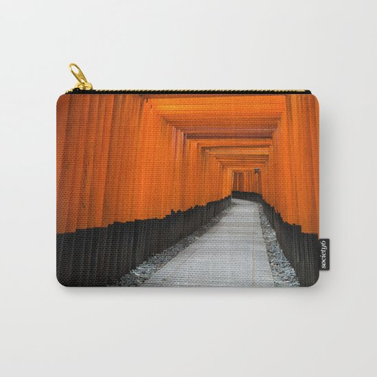 Kyoto Shrine Carry-All Pouch