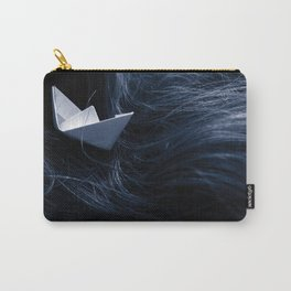 On troubled waters Carry-All Pouch