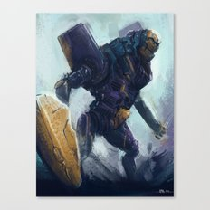 Bot 30 Canvas Print