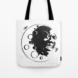 STRONG MOON Tote Bag