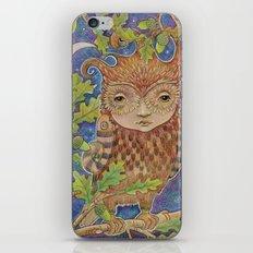 Oak & Owl iPhone & iPod Skin