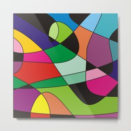 True colors no.8 Metal Print