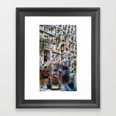 And the longer you linger, the linger you long. 12 Framed Art Print