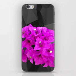 BOUGAINVILLEA iPhone Skin